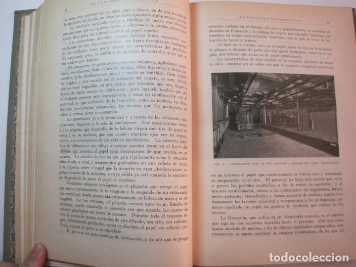 Libros antiguos: EL PROCESO FOTOGRAFICO-AÑO 1924-REVISTA ILUSTRADA-VER FOTOS-(V-22.751) - Foto 28 - 261849130