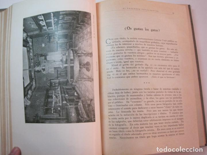 Libros antiguos: EL PROCESO FOTOGRAFICO-AÑO 1924-REVISTA ILUSTRADA-VER FOTOS-(V-22.751) - Foto 32 - 261849130