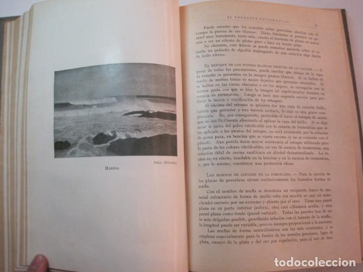 Libros antiguos: EL PROCESO FOTOGRAFICO-AÑO 1924-REVISTA ILUSTRADA-VER FOTOS-(V-22.751) - Foto 35 - 261849130