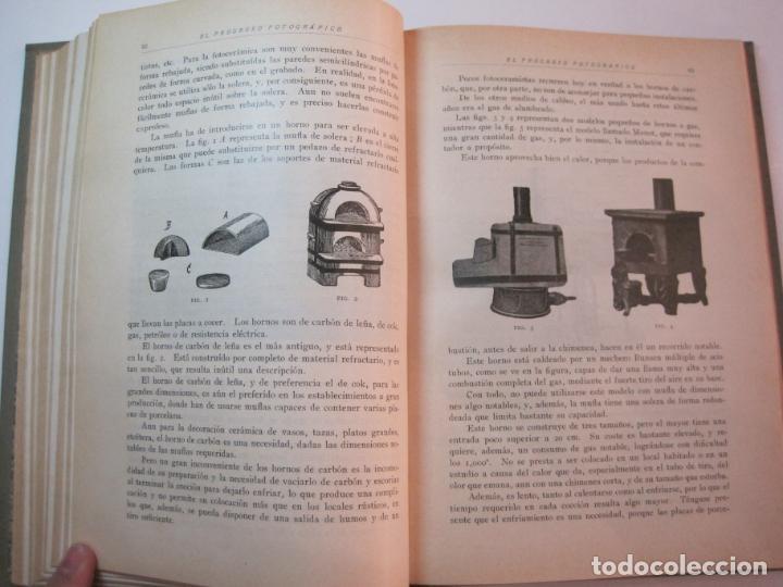 Libros antiguos: EL PROCESO FOTOGRAFICO-AÑO 1924-REVISTA ILUSTRADA-VER FOTOS-(V-22.751) - Foto 36 - 261849130