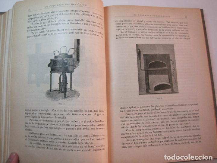 Libros antiguos: EL PROCESO FOTOGRAFICO-AÑO 1924-REVISTA ILUSTRADA-VER FOTOS-(V-22.751) - Foto 37 - 261849130