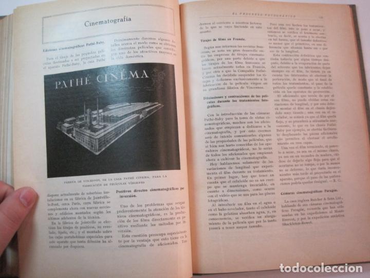 Libros antiguos: EL PROCESO FOTOGRAFICO-AÑO 1924-REVISTA ILUSTRADA-VER FOTOS-(V-22.751) - Foto 44 - 261849130