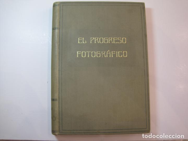 EL PROCESO FOTOGRAFICO-AÑO 1924-REVISTA ILUSTRADA-VER FOTOS-(V-22.751) (Libros Antiguos, Raros y Curiosos - Bellas artes, ocio y coleccion - Diseño y Fotografía)