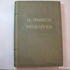 Libros antiguos: EL PROCESO FOTOGRAFICO-AÑO 1924-REVISTA ILUSTRADA-VER FOTOS-(V-22.751). Lote 261849130