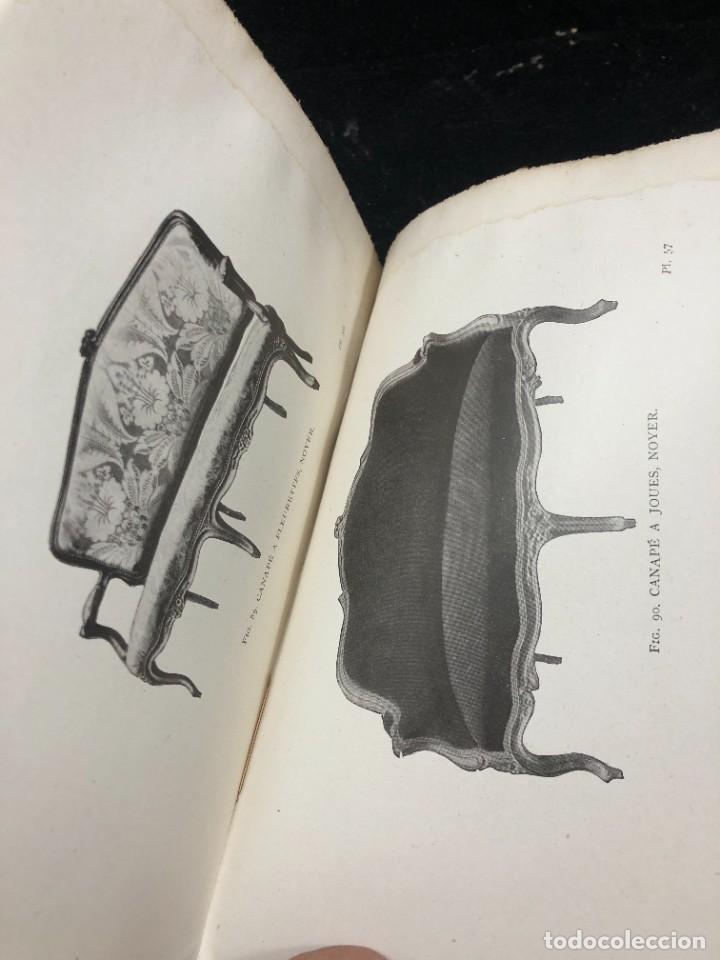 Libros antiguos: Le meuble français sous Louis XV Roger de FELICE. HACHETTE, 1926 ilustrado. En francés. - Foto 11 - 264313736