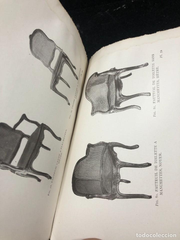 Libros antiguos: Le meuble français sous Louis XV Roger de FELICE. HACHETTE, 1926 ilustrado. En francés. - Foto 12 - 264313736