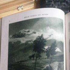 Libros antiguos: GEOGRAFÍA GRÁFICA DE ESPAÑA ILUSTRACIONES FOTOGRÁFICAS. BELLAS TIERRAS DEL MUNDO BOLIVIA, SUECIA,. Lote 268760044