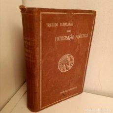 Livres anciens: TRATADO ELEMENTAL DE FOTOGRAFIA PRACTICA, G.H. NIEWENGLOWSKI, FOTOGRAFIA, GARNER HERMANOS. Lote 269114603