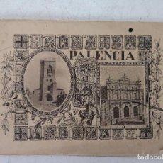 Livres anciens: 1930´S, ANTIGUO LIBRO CON 40 FOTOGRAFÍAS, PALENCIA Y PUEBLOS, 17 X 12 CMS.. Lote 287161563