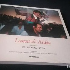 Libros antiguos: CRISTÓBAL HARA, PHOTOVISION, FOTOLIBRO, PHOTOBOOK, LANCES DE ALDEA. Lote 288598383
