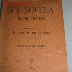 Libros antiguos: ENSAYO DE JOSE Mº PEREDA. 1.901. Lote 27599956