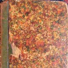 Libros antiguos: RUIZ AGUILERA, VENTURA: PROVERBIOS EJEMPLARES ( PRIMERA SERIE). PRIMERA EDICION.1864.RARO Y AGOTADO.. Lote 27267354