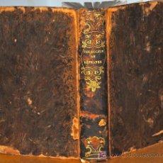 Libros antiguos: AÑO 1841.- COLECCION DE REFRANES Y LOCUCIONES FAMILIARES DE LA LENGUA CASTELLANA. RARO EN COMERCIO. Lote 26480560