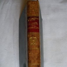 Libros antiguos: CUADROS CONTEMPORÁNEOS. JOSE DE CASTRO Y SERRANO. 1871. Lote 26359734