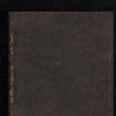 Libros antiguos: ENSAYO SOBRE EL ORIGEN Y PROGRESO DE LAS LENGUAS. 1864. PAPEL DE GRAN CALIDAD. MARTINEZ. . Lote 28226264