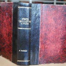Libros antiguos: 1859.- APUNTES PARA LA HISTORIA DE LAS LETRAS Y DE LA INSTRUCCION PUBLICA DE LA ISLA DE CUBA. Lote 29016235