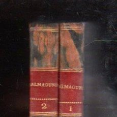 Libros antiguos: SALMAGUNDI OR, THE WHIM-WHAMS AND OPINIONS, LAUNCELOT LANGSTAFF, EN DOS VOLÚMENES, PARÍS 1824. Lote 29494970