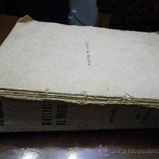Libros antiguos: MOTIVOS DE PROTEO, DE JOSÉ ENRIQUE RODÓ. Lote 29501598