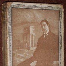 Libros antiguos: PÁGINAS ESCOGIDAS POR JOSÉ ENRIQUE RODÓ DE BIBLIOTECA NUEVA EN MADRID 1917 PRIMERA EDICIÓN. Lote 31136844