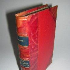 Libros antiguos: 1883 - PEDRO ANTONIO DE ALARCON - JUICIOS LITERARIOS Y ARTISTICOS - PRIMERA EDICION. Lote 38988943
