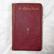 Libros antiguos: LA PERFECTA CASADA. FRAY LUIS DE LEÓN. APOSTOLADO DE LA PRENSA 1930. Lote 45108707