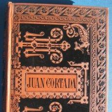 Libros antiguos: ARTICULOS ESCOJIDOS - JUAN CORTADA. Lote 45718625