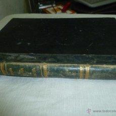 Libros antiguos: ESTUDIOS CRÍTICOS SOBRE EL ESTADO MILITAR DE ESPAÑA POR D. ANTONIO LOPEZ DE LETONA. Lote 47537915