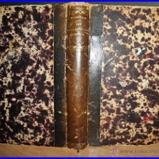 Libros antiguos: AÑO 1884. MENÉNDEZ PELAYO: HISTORIA DE LAS IDEAS ESTÉTICAS EN ESPAÑA. ELEGANTE.. Lote 48104416