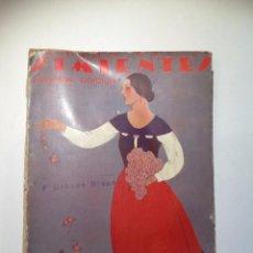 Libros antiguos: SIMIENTES. 1926 CONCHA ESPINA. Lote 53844569