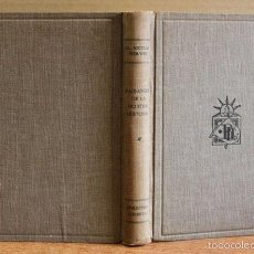 Libros antiguos: PAISATGES DE LA NOSTRA HISTÒRIA. ASSAIGS I NOTES DE LITERATURA CATALANA. OLWER, NICOLAU D'. 1929. Lote 55317165