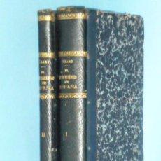 Libros antiguos: EL ARTE ESCÉNICO EN ESPAÑA (2 VOLÚMENES). Lote 55373968