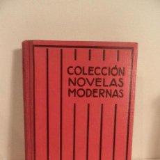 Libros antiguos: JUAN DE LA LUNA. NOVELA. 1ª EDICIÓN. COLECCION NOVELAS MODERNAS 1936. Lote 56861078