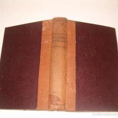 Libros antiguos: LA LEYENDA DE DON JUAN. ORÍGENES POÉTICOS DE EL BURLADOR DE SEVILLA Y CONVIDADO DE PIEDRA. RM75044. Lote 57395430