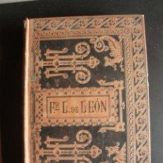 Libros antiguos: FRAY LUÍS DE LEÓN. LA PERFECTA CASADA. BIBLIOTECA CLÁSICA ESPAÑOLA. 1884. Lote 57524692