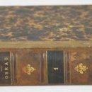 Libros antiguos: 7706 - OBRAS COMPLETAS DE FÍGARO. TOMO I. M. JOSÉ DE LARRA. LIB. HERMANOS GARNIER. 1870.. Lote 57704056