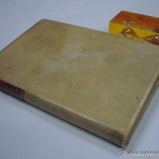 Libros antiguos: HISTORIA DE LA LENGUA Y LA LITERATURA CATALANA. MAGIN PERS Y RAMONA.1857.PERGAMINO. Lote 58133366