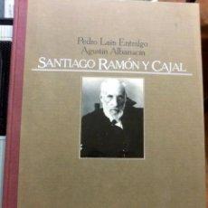 Libros antiguos: SANTIAGO RAMÓN Y CAJAL. INTRODUCCIÓN DE PEDRO LAÍN ENTRALGO Y AGUSTÍN ALBARRACÍN.EDITORIAL LABOR,S.A. Lote 70160049