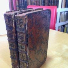 Libros antiguos: 1762.- RECUEIL DES OEUVRES DE MADAME DU BOCAGE. TOMOS 1 Y 3. Lote 72104075