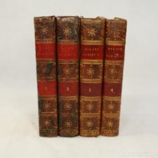 Libros antiguos: ROLAND FURIEUX (1775). Lote 54238365