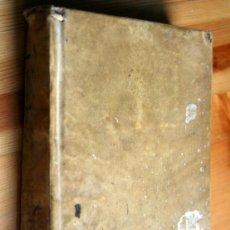 Libros antiguos: 1840 - ENSEÑAR LATIN - ESCUELA - EN PERGAMINO - PARNASO LATINO - RETORICA - VALLADOLID. Lote 81287736