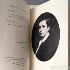 Libros antiguos: HOMENAJE A MATHILDE POMÈS. ESTUDIOS SOBRE LITERATURA DEL SIGLO XX. (VARIOS AUTORES. VER ÍNDICE) . Lote 84421476