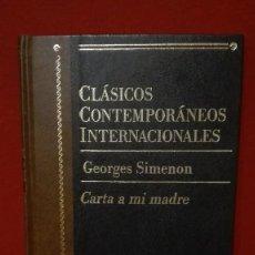 Libros antiguos: CARTA A MI MADRE. Lote 84990616