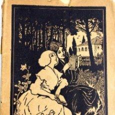 Libros antiguos: L-2534. EL LLIBRE DE LES DONES. IVON L'ESCOP. BARCELONA 1917.. Lote 86118524