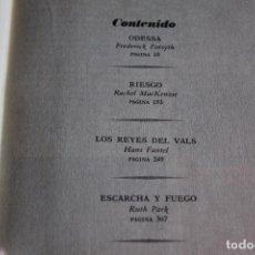 Libros antiguos: LIBRO SELECCIONES READERS DIGEST -4 OBRAS POR TOMO. Lote 87017648