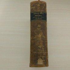 Libros antiguos: HISTORIA DE LA NOVELA EN ESPAÑA DESDE EL ROMANTICISMO A NUESTROS DÍAS. ANDRÉS GONZÁLEZ-BLANCO (1909). Lote 95434767