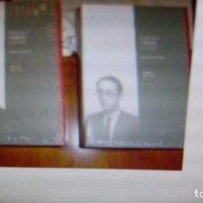 Libros antiguos: VENDO OBRAS COMPLETAS DE TIERNO GALVAN. Lote 97775159