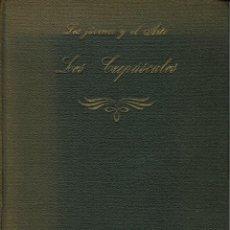 Libros antiguos: LOS CREPÚSCULOS. 25 DISERTACIONES. LOS JÓVENES Y EL ARTE. AÑO 1936 (13.1). Lote 99290475