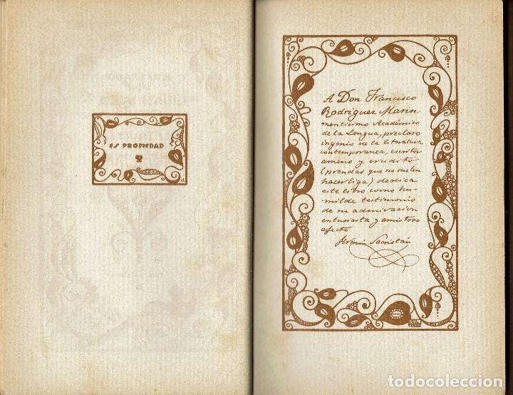 Libros antiguos: REGALO DE BODA, POR FERMÍN SACRISTÁN. AÑO 1911 (11.1) - Foto 5 - 99443171