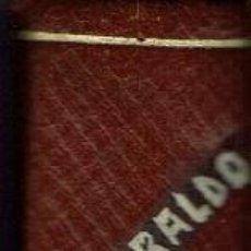 Libros antiguos: EL PEREGRINO CURIOSO, POR ALBERTO GHIRALDO. AÑO ¿1920? (11.1). Lote 100377555