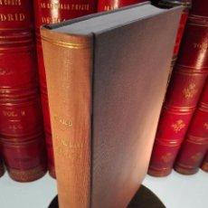 Libros antiguos: EL ARTE DEL LIBRO EN ESPAÑA - MANUEL RICO Y SINOBAS - REAL ACADEMIA ESPAÑOLA - MADRID - 1941 -. Lote 101618847